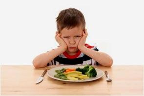 """""""Mi hijo no come sólido"""" La definición del problema"""